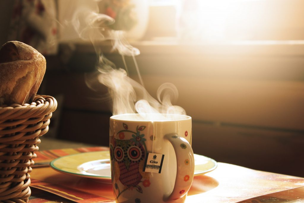 Tea morning